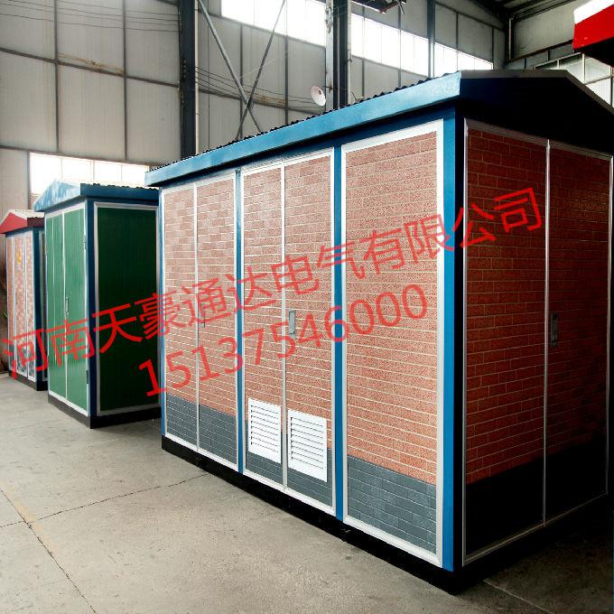 厂家直销福建福州箱式变压器省网箱式变压器铜铝怎么分别