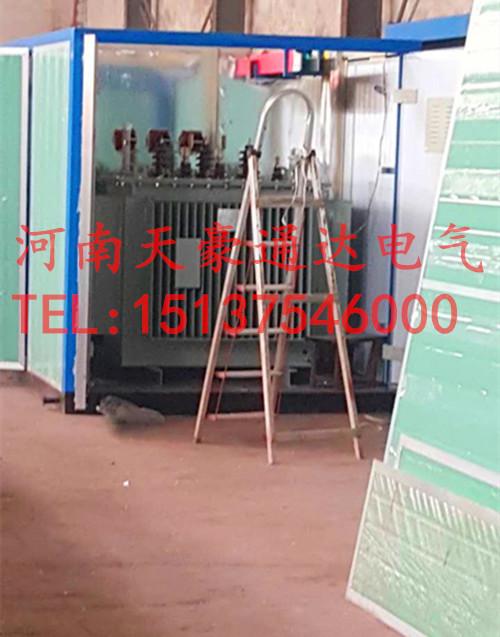 四川广元1250KVA箱式变压器manbetx登陆、箱式变电站市场走向