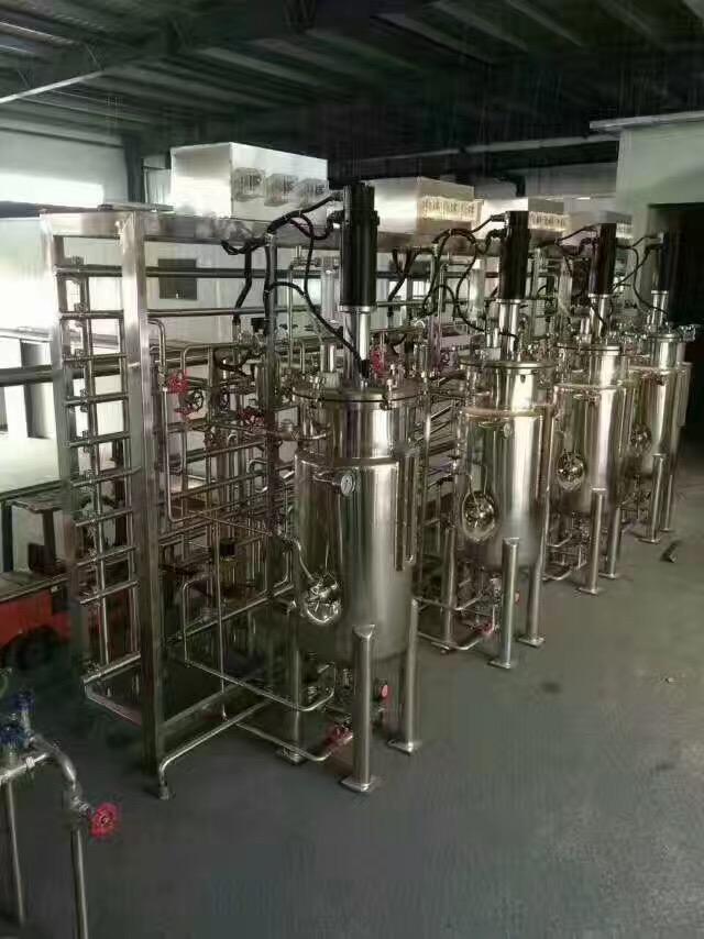 重庆厂家出售优质二手1000L不锈钢发酵罐