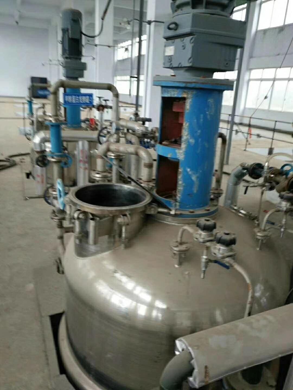 浙江厂家供应优质二手实验室双联发酵罐