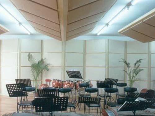 排练室隔音装修、声学设计