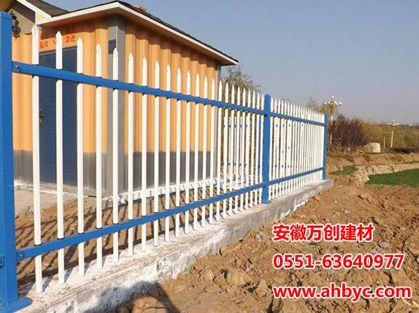 安徽万创建材出售优质围墙护栏——池州围墙护栏