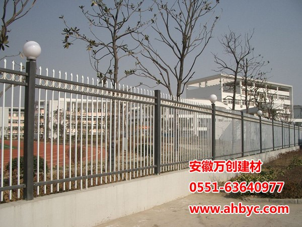 安徽规模大的围墙护栏生产基地_六安围墙护栏