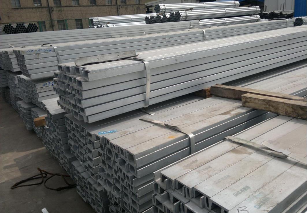 湖北镀锌12槽钢镀锌12.6槽钢便宜