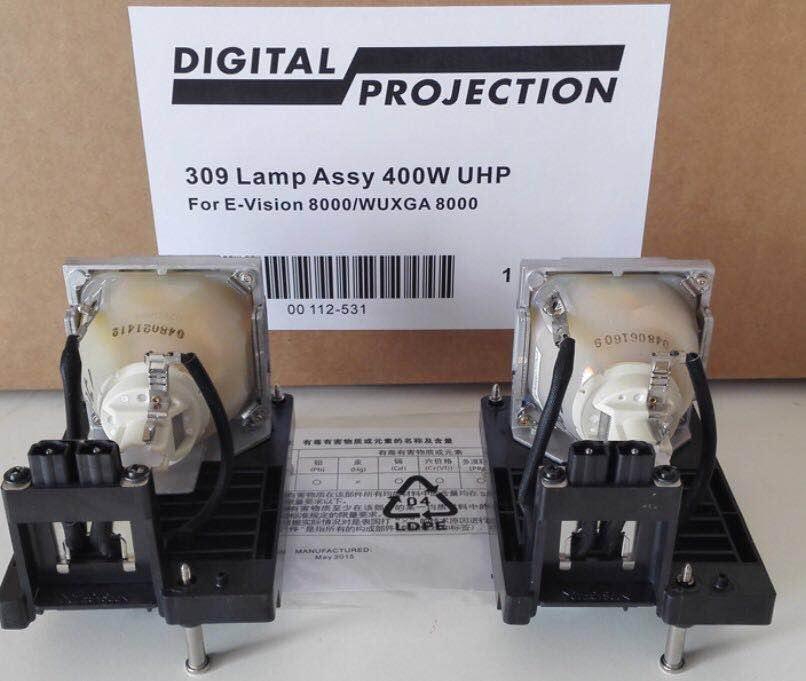 原装BARCO巴可DP2K-6E投影机仪灯泡放映机R9802213双灯NSHA465CT
