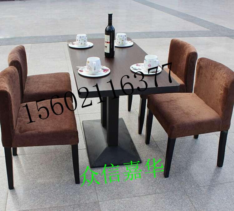 餐桌椅销售、四人座餐桌椅、餐桌椅定制食堂餐桌椅图片