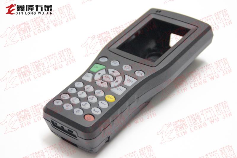 深圳手持便携式POS机刷卡机塑胶外壳厂家直销