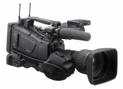 Sony/索尼 PXW-Z580 肩扛式存储卡 4k摄录一体摄像机