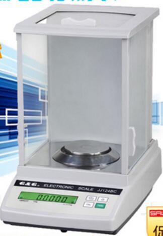 美国双杰牌JJ323BC电子分析天平千分之一精确0.001g分辨率1mg天平