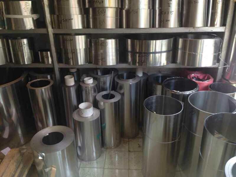 四平石油管道316l不锈钢打包带报价