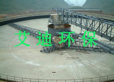 山东淄博液压提耙浓密机厂家