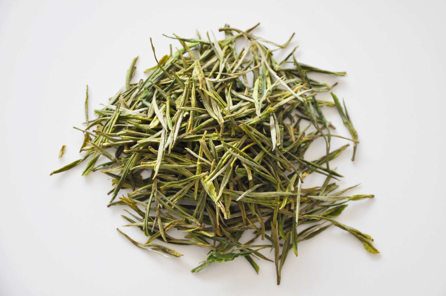 虔茶早春茶一芽一叶有机茶