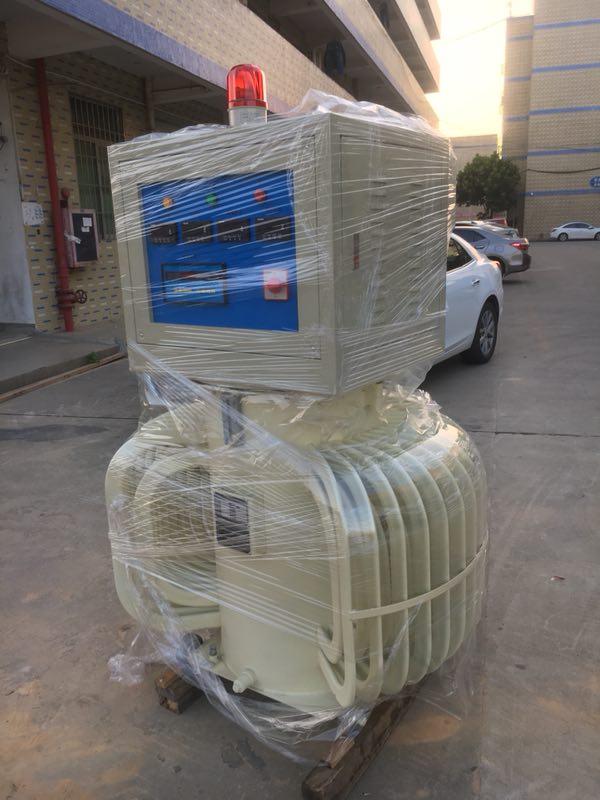 小森4色6色印刷机专用广东广州白云牌稳压器厂家油浸式无触点稳压器