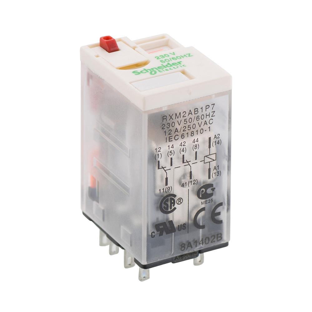 深圳施耐德RXM系列继电器一级代理商