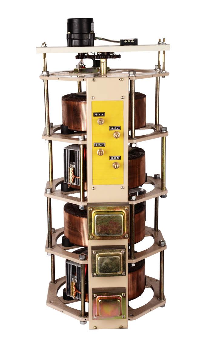 电动调压器 立柱式调压器 自耦型调压器 调压器定制 深圳调压器