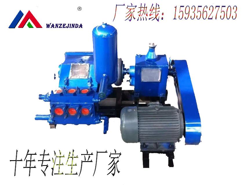 河北邢台二次构造注浆泵双液调速气动注浆机