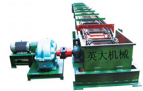 XGZ型铸石埋刮板输送机