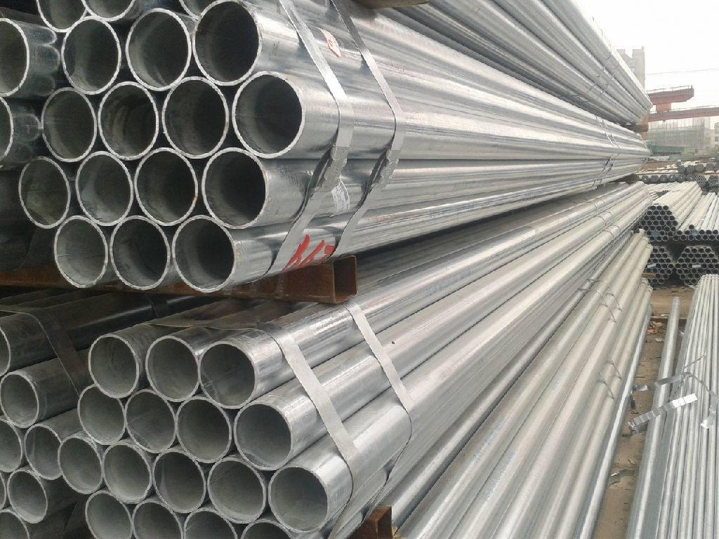 4分热镀锌钢管价格/21.3*1.7镀锌管生产厂家