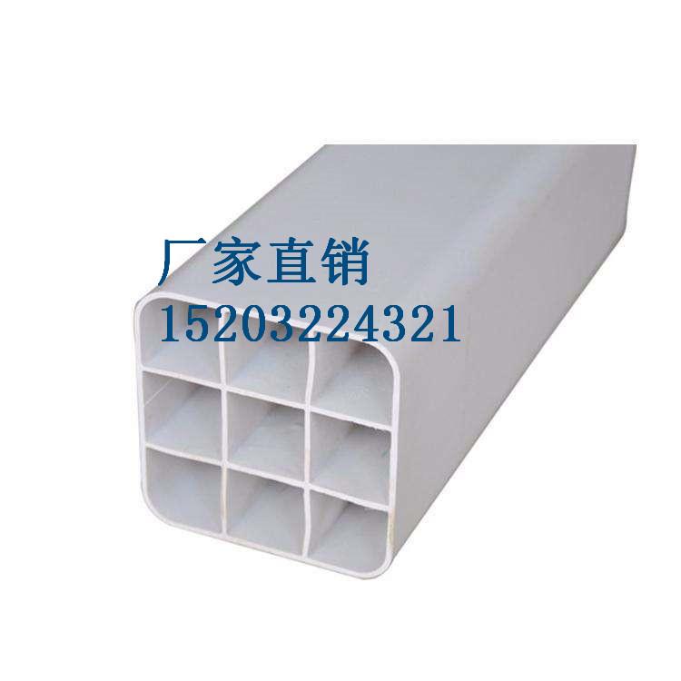 靖边九孔格栅管生产厂家 旺通塑胶格栅管报价