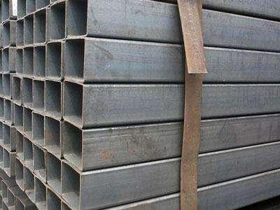 优质热镀锌方管25*25*1.5架子管 镀锌带管