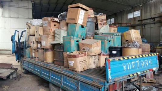 海南省回收钢结构油漆回收废旧船舶油漆过期库存处理必看