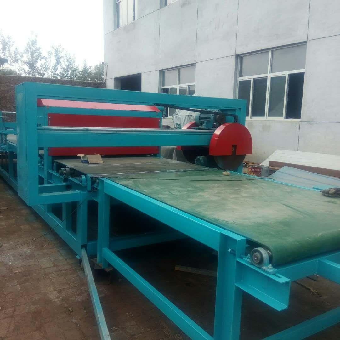 铜陵岩棉砂浆复合机-岩棉复合板设备售后服务有保障