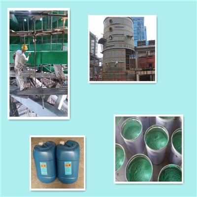 环氧树脂涂料通辽XY-VEGF高温内壁防腐施工