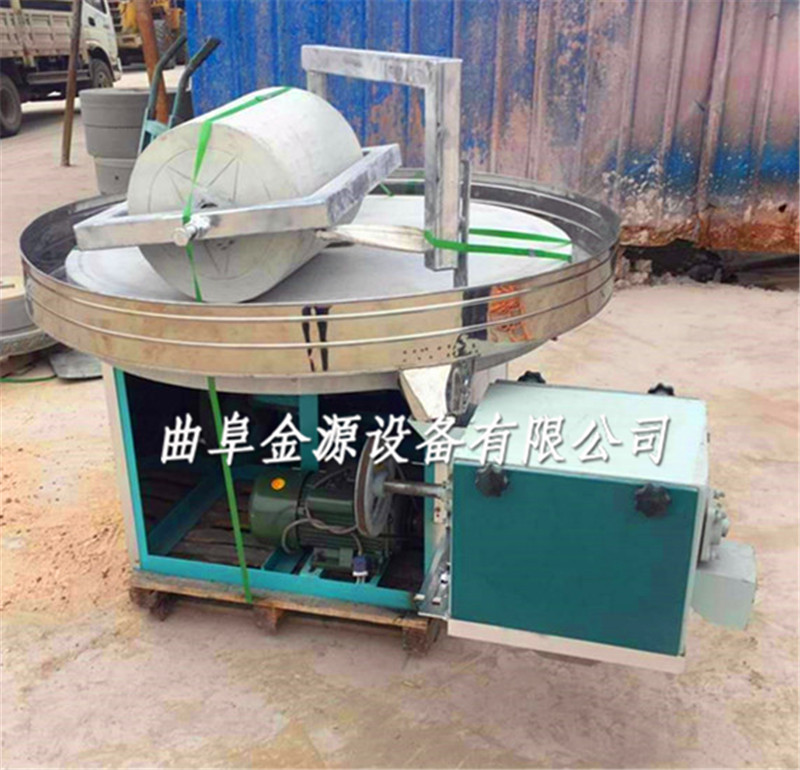 佛坪县家用电动豆浆石磨供应小型面粉电动石磨