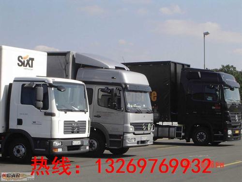 赤水市到江苏高邮物流专线设备运输