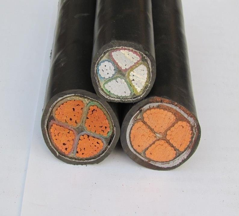 煤铠装阻燃矿用控制电缆