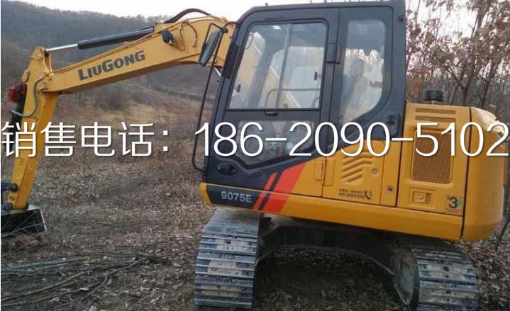 大姚县柳工CLG9045E挖掘机土方能手销售热线