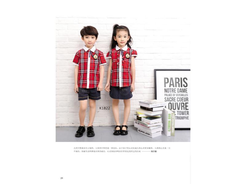 知名的幼儿园园服厂家您的不二选择――奢华的幼儿园园服批发