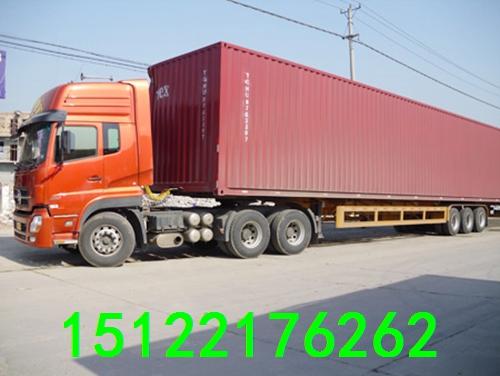淄博市到广东江门物流公司15122176262专线往返