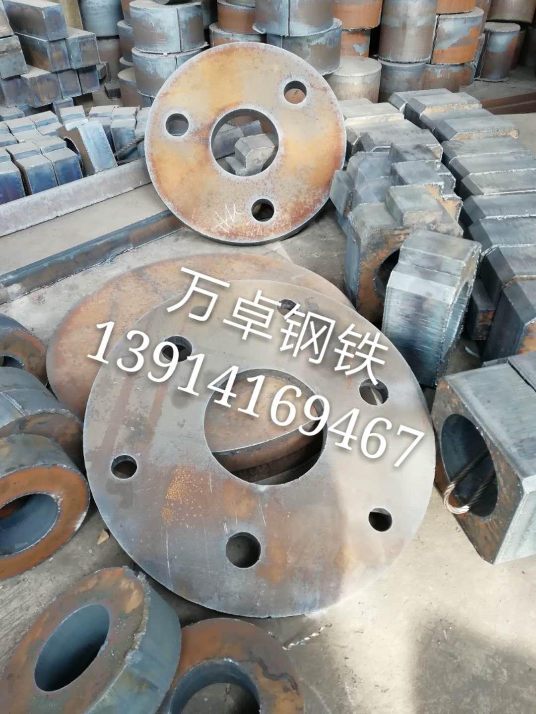三门峡Q235B钢板下料Q345B钢板加工