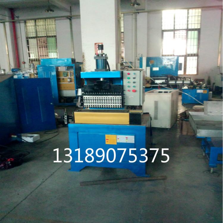 广州不锈钢竹节管成型机 置物架轮管机