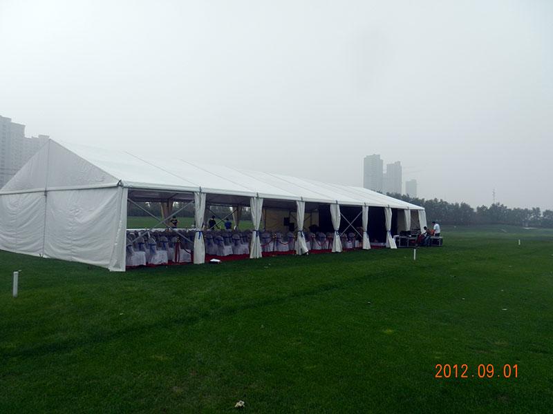 为您推荐高山篷房制造公司品质好的婚庆篷房 海城婚礼篷房租赁