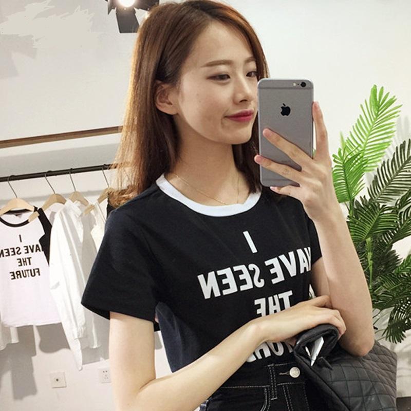 摆地摊几块钱女士短袖T恤工厂一手货源韩版女装上衣批发网