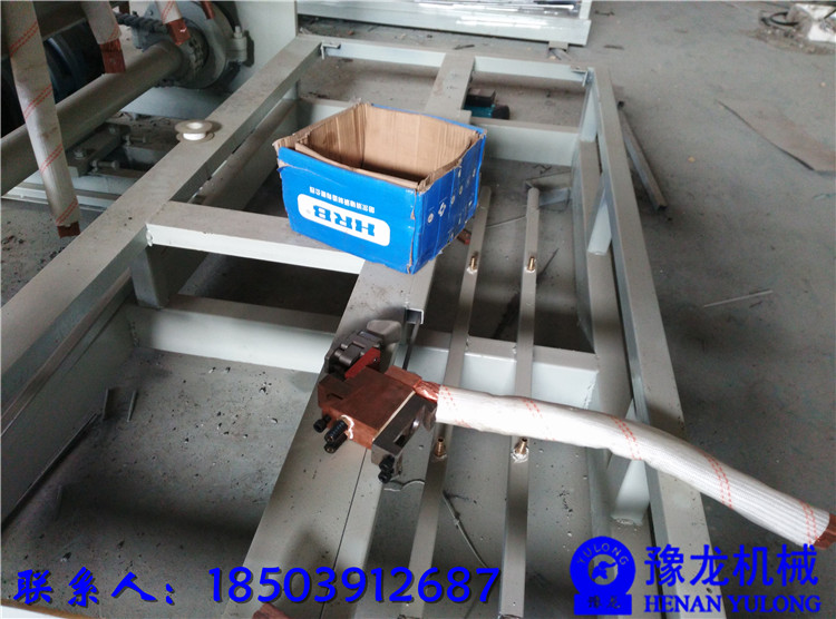 美溪钢筋排焊机型号