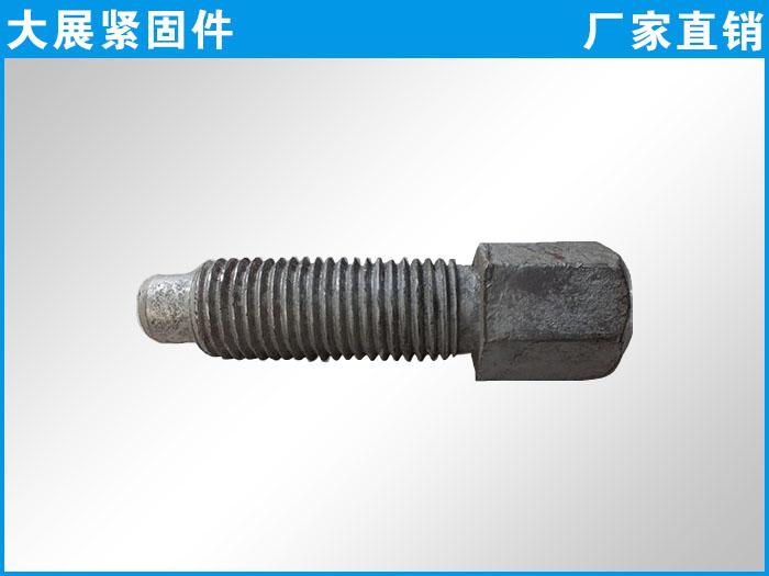 修地铁水泥构件上的螺栓叫什么?