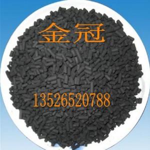 宁夏优质煤质活性炭 空气净化用柱状活性炭厂家