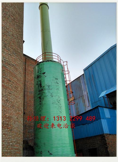 迪庆州脱硫塔砖厂脱硫塔-方案图纸环保合作