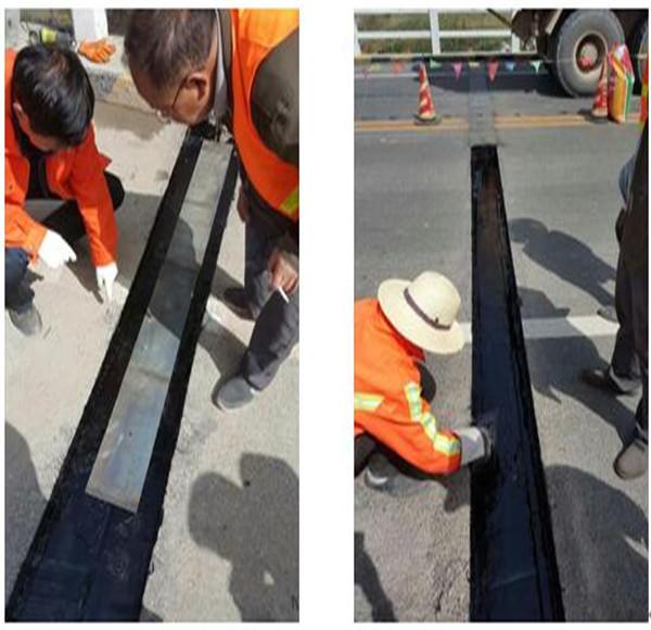 资讯�n湘潭TST碎石桥梁弹性接缝的用途