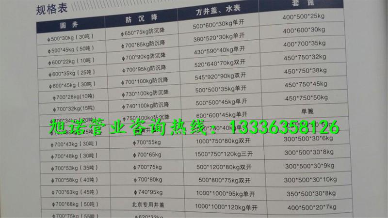 广西400*600铸铁雨水篦子厂家直销