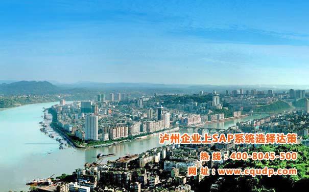 四川泸州ERP软件公司 泸州SAP B1代理商 泸州SAP实施商达策