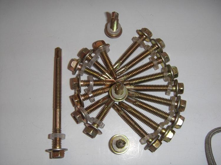 钻尾丝 钻尾螺丝 钻尾螺钉