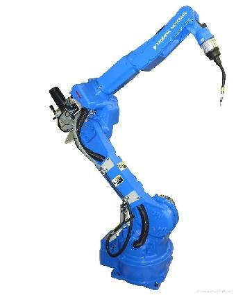 闲置安川motoman机械臂切割机器人回收