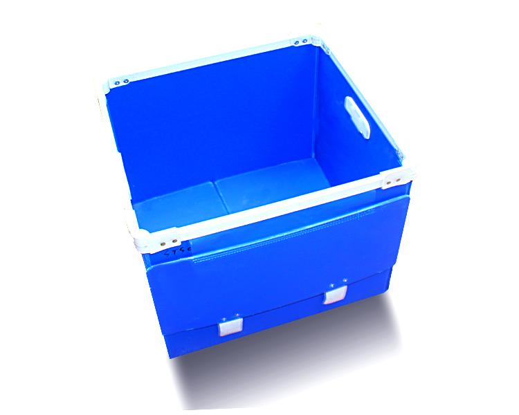 致森为您分享装卸中空板周转箱的高效方法