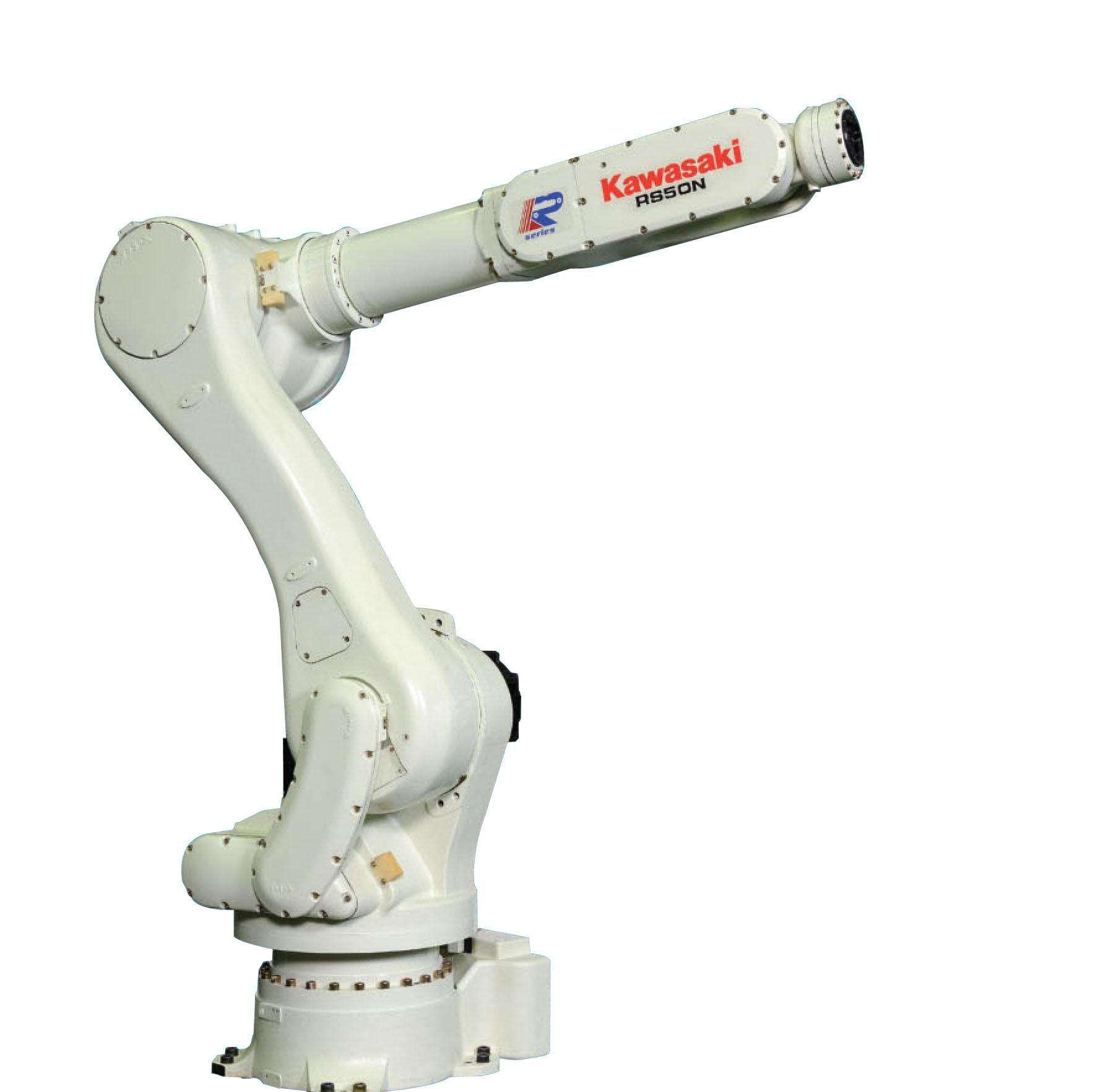 闲置Kawasaki川崎机械手点焊机器人回收
