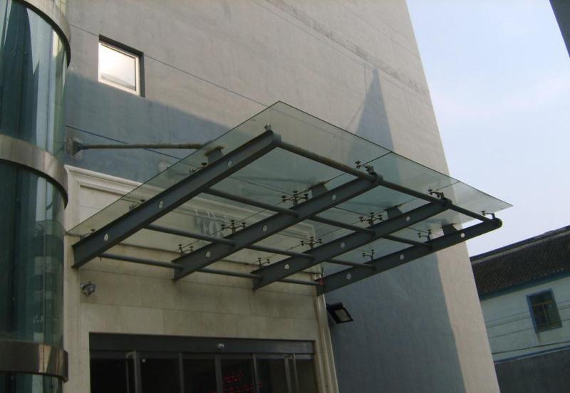 五峰安装膜结构180一平停车棚及回收停车棚钢结构abc1234