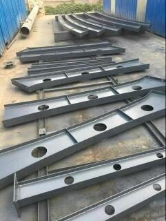 樊城安装膜结构180一平停车棚及回收停车棚钢结构abc1234